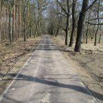 Havelradweg am Breitlingsee