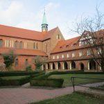 Kloster Lehnin Klosterkirche St. Marien und Cecilienhaus