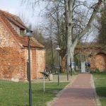 Kloster Lehnin Tor und Torkapelle