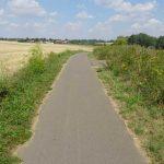 Radweg Neuhof-Carwitz