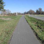 Radweg an der Brandenburger Chaussee L 92
