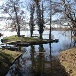Schloßparkufer am Schlänitzsee