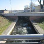 Triebwerkskanal am Mühlendamm
