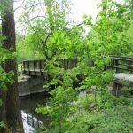 Spreebrücke Alte Wassermühle Obergurig