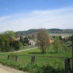 Blick auf Walddorf