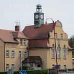 Rathaus Kirschau am Markt