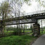 Bahnbrücke der alten Linie Großpostwitz-Löbau