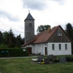 Kirche in Halbendorf