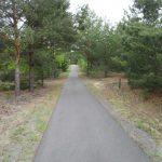 Radweg am Bärwalder See