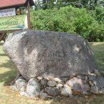 Gedenkstein Krausnick