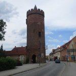 Luckauer Torturm Beeskow