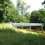 Radweg Spreebrücke