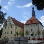 Schloß und Schloßturm Lübben