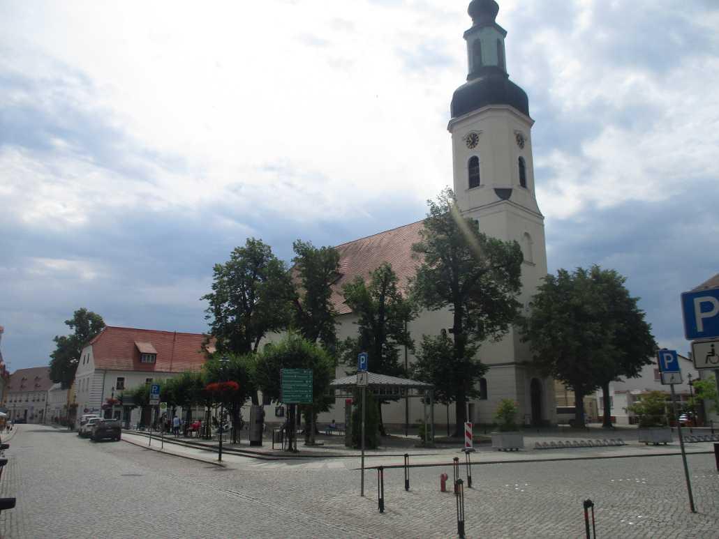 Kirche lübbenau