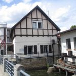 historische Wassermühle Schlepzig