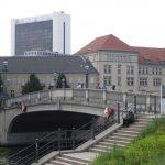 nördliche Monbijoubrücke
