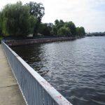 Uferweg an der Dahme Altstadt Köpenick