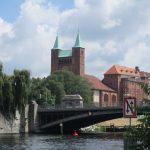 Gotzkowskybrücke und Erlöserkirche