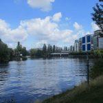 Spreekreuz Charlottenburg-rechts der Landwehrkanal