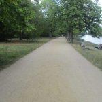 Uferweg am Schloßpark Charlottenburg