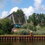 Brücke der ehemaligen Siemensbahn