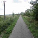 Bahntrassenradweg Lubanowo-Banie