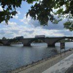 Brücke in Schwedt