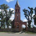 Dorfkirche in Strzeszów