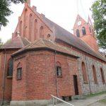 St. Kasimir Kirche Swobnica