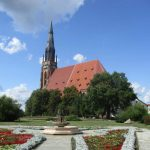 Marienkirche Chojna