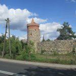 Westturm und Stadtmauer