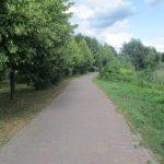 Uferpromenade Schwedt