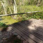 Brücke über den Nettelgraben