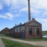 Pumpwerk Stolper Strom