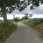 Radweg nach Warbende