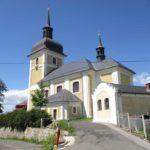 Pfarrkirche des hl. Laurentius Dlouhy Most