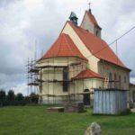 kath. Kirche der Hilfreichen Jungfrau Maria in Nova Ves