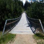 Brücke über die Straße 65