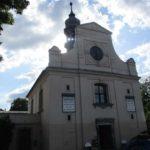 Getränkeladen in der Nepomuk-Kapelle