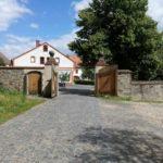 Klosterpforte im Süden