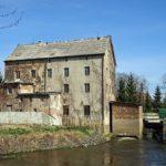 Wassermühle an der Witka