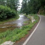 Neißeradweg bei Chrastava
