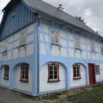 Umgebindehaus in Hradek nad Nisou