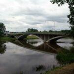 Grenzbrücke Leknica-Bad Muskau (Postbrücke)